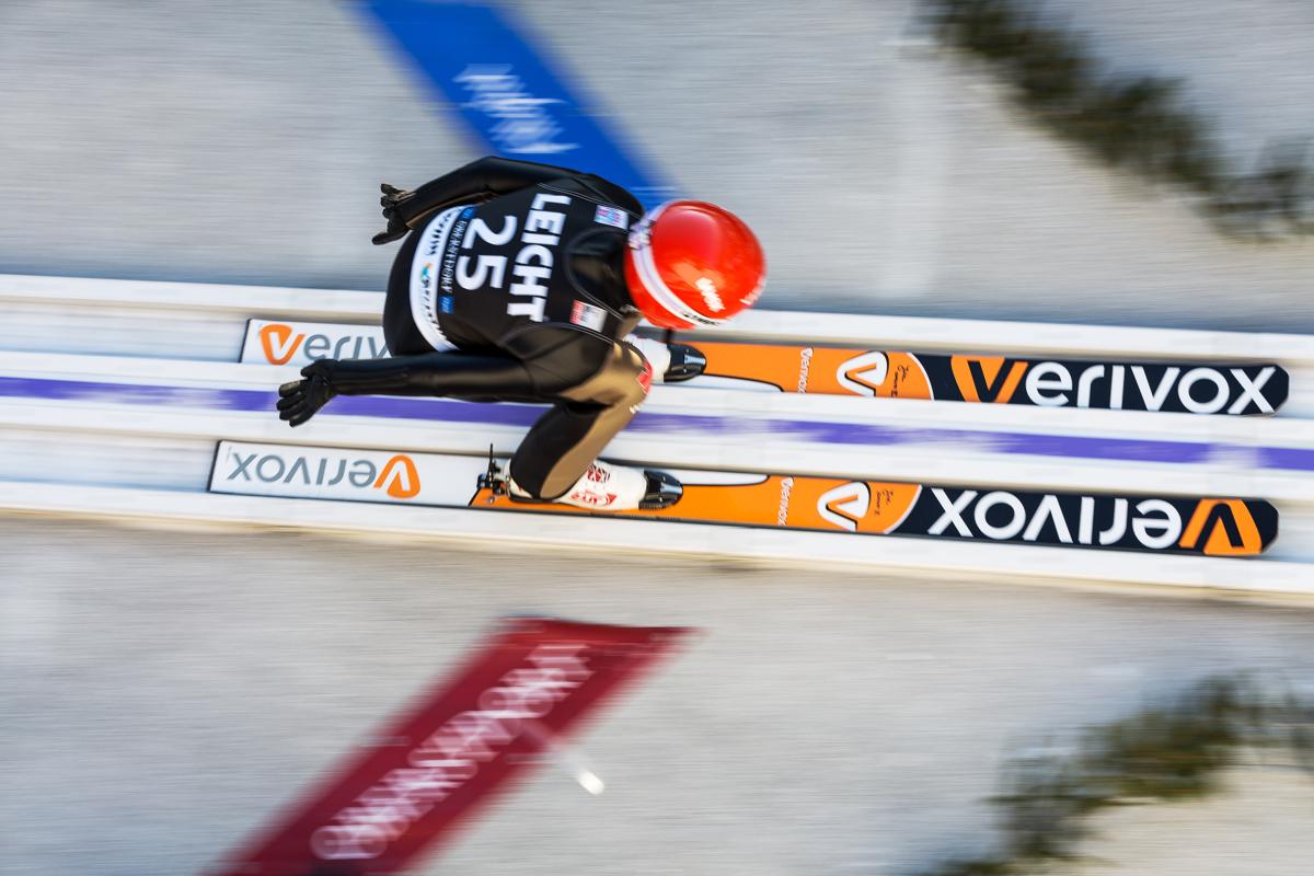 Skispringen Damen Oberstdorf