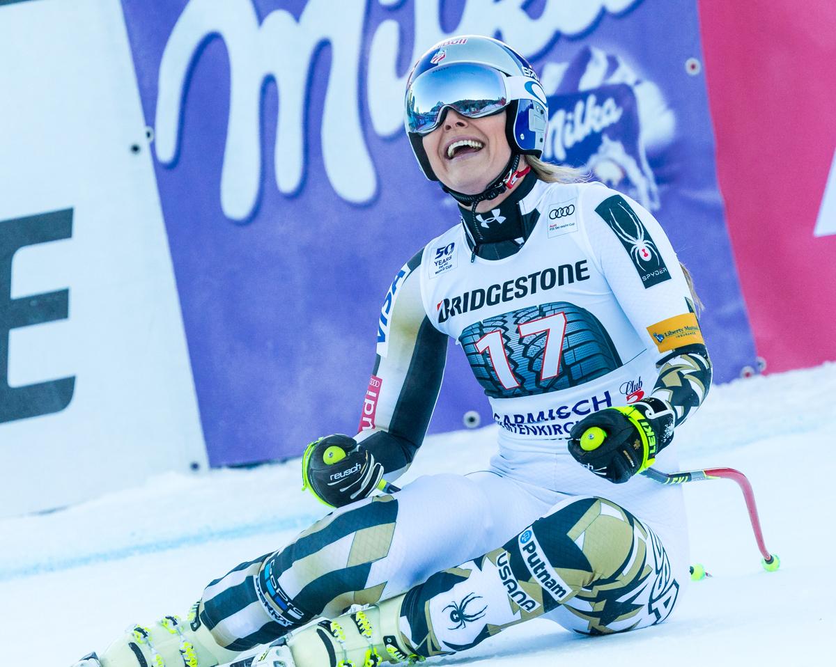 Ski Alpin Weltcup Garmisch