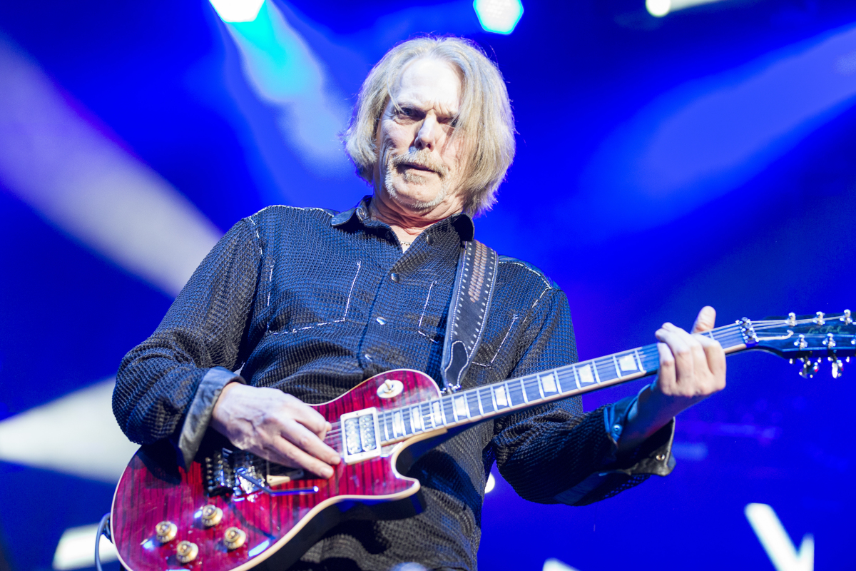 Scott Gorham bei Rock meets Classic