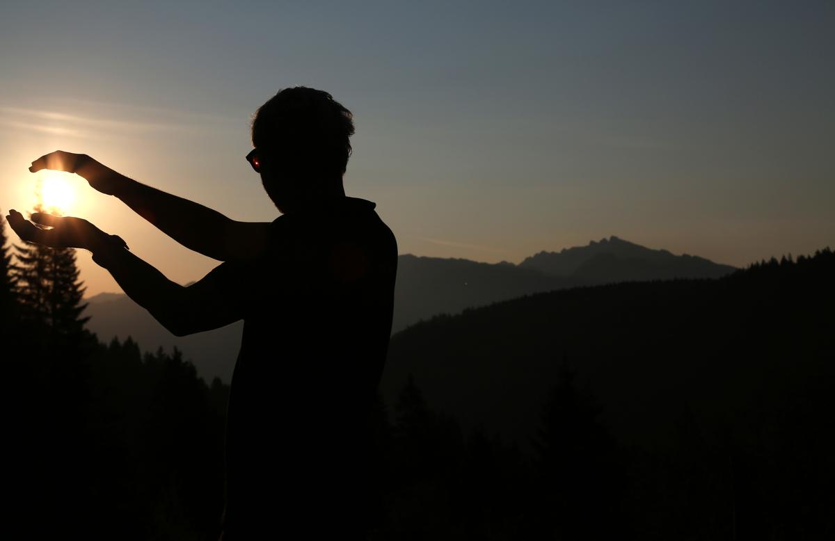 Schmubi Feature Sonnenaufgang